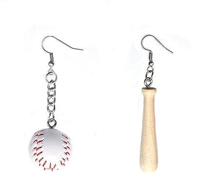 Baseball Bat Earrings