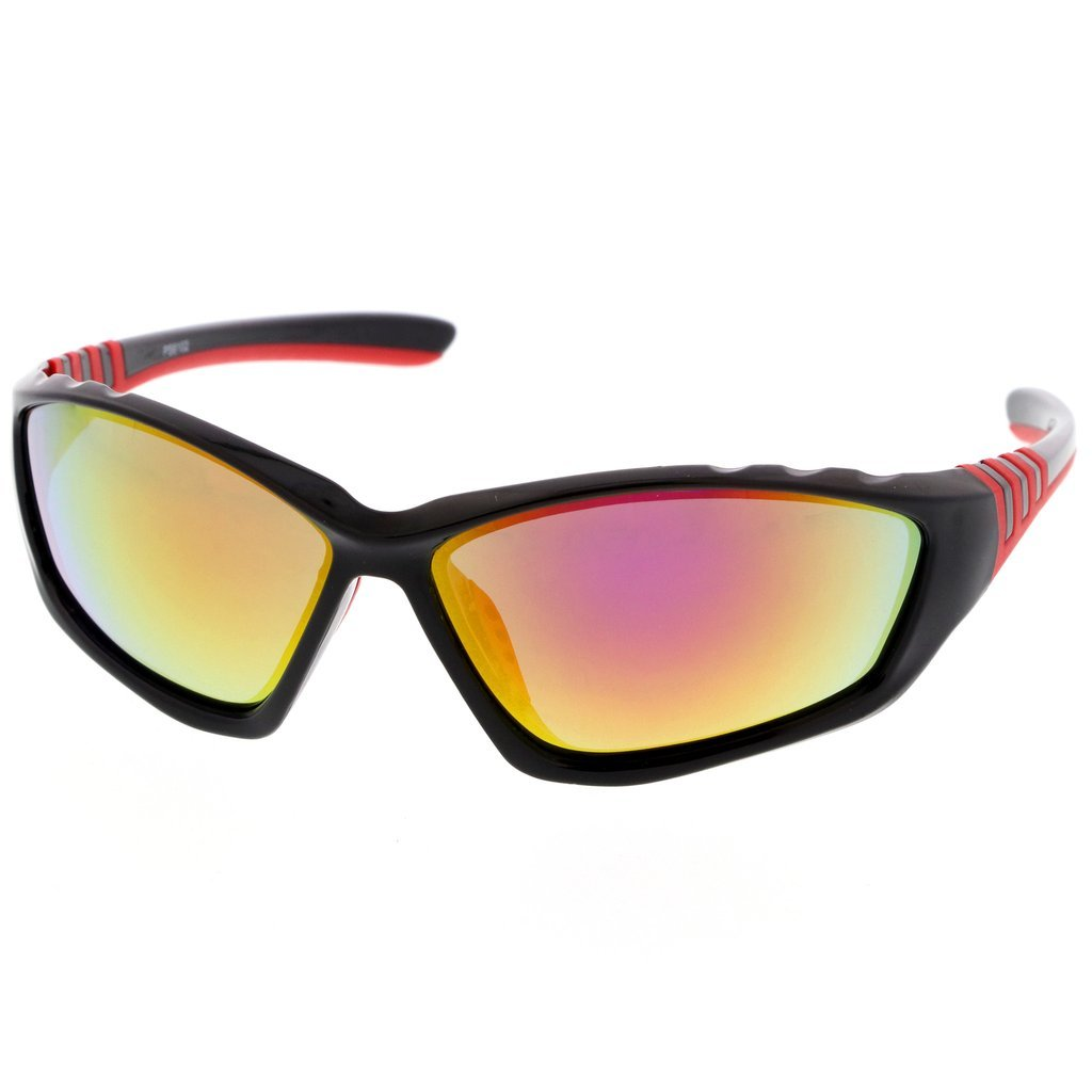 MLC Eyewear Ultra Light Weight Full Frame Sport Sunglasses Model:6102