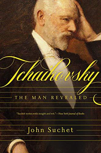 Image of Tchaikovsky: The Man Revealed