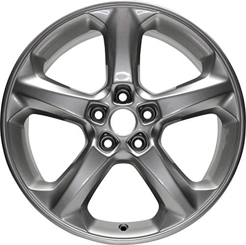 Partsynergy Replacement For New Aluminum Alloy Wheel Rim 18 Inch Fits 2013-2016 Ford Fusion 5-108mm 5 Spokes