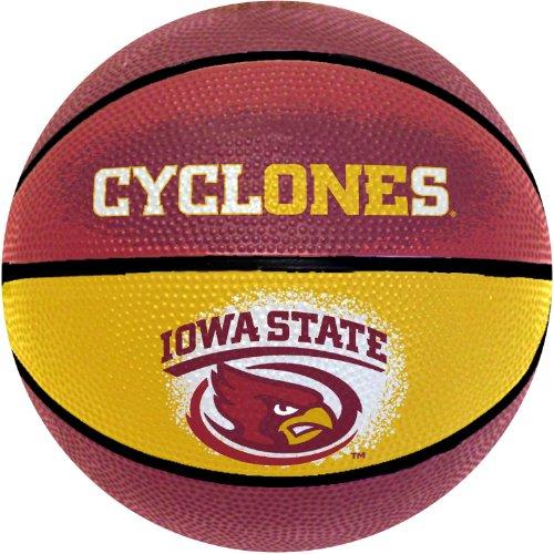 NCAA Iowa State Cyclones Mini Basketball, 7-Inches