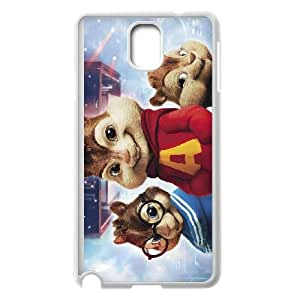 Alvin and the Chipmunks Samsung Galaxy Note 3 Cell Phone Case White SUJ8448072