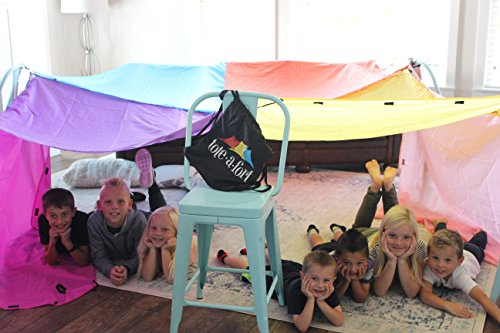 Blanket Fort Kit for Kids