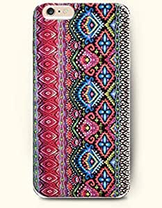SevenArc Phone Shell New Apple iPhone 6 Plus case 5.5' -- Ethic Floral Pattern