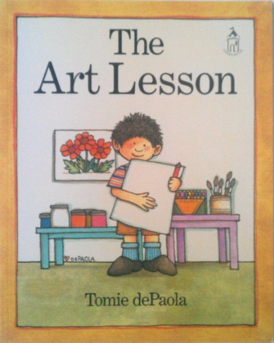 Art Lesson Sand (Sandcastle Book)