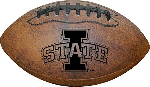 - Gulf Coast Sales 1 Pc, Iowa State Cyclones Football - Vintage Throwback - 9