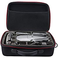Professional DJI Mavic Pro Case ,Portable Hard Carrying Box Hardshell Suitcase for DJI Mavic Pro Drone, Charger, Propellers And Accessories Shoulder Waterproof Box(Multi-function Case)