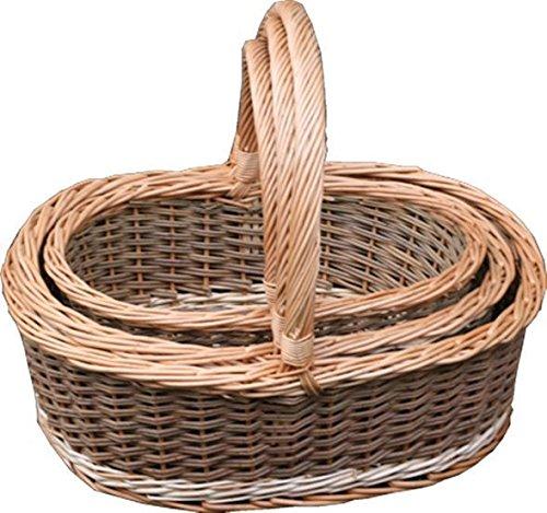 Set of 3 Lakeland Shopping Baskets