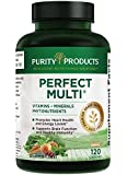 Perfect Multi - Multivitamin Packed w/Vitamins, Minerals & Phytonutrients - 120 Capsules from Purity Products (1)
