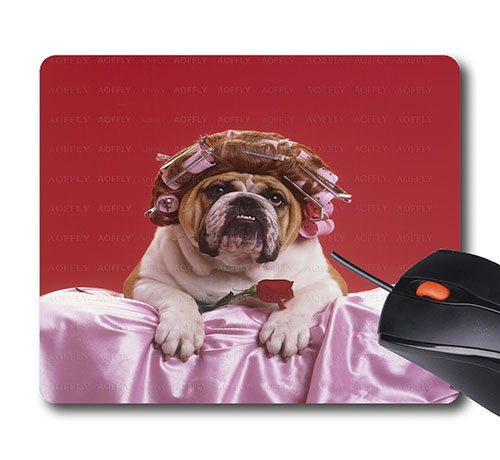 AOFFLY Art House Design - FS 3960 - Non-Slip Rubber Mousepad Gaming Mouse Pad