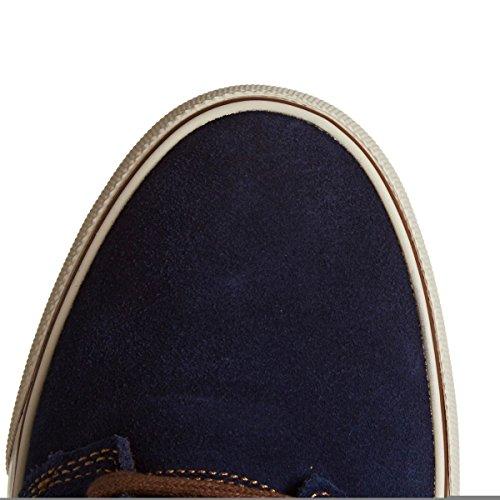 Uomo Tonik Xbkc Shoe M Se Sneaker DC Blu Basse pxw0q11