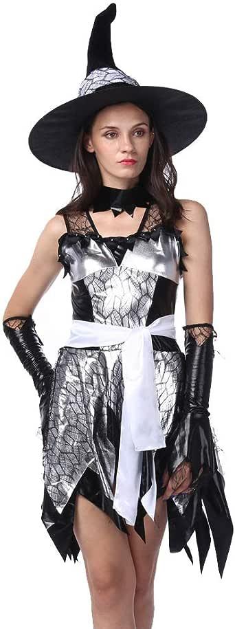 MIAO Disfraz De Bruja Cosplay para Adulto De Disfraces De