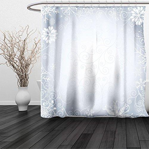 dean russo shower curtain - 7