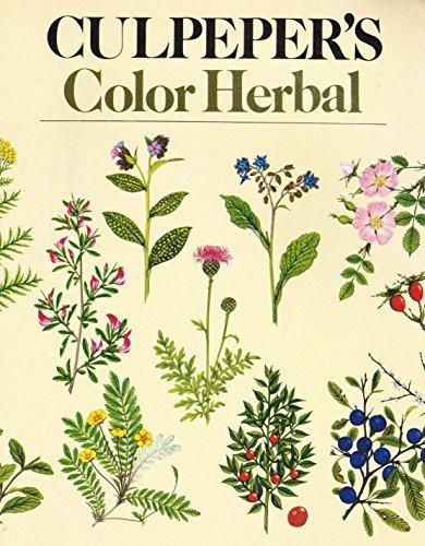 Culpeper's Color Herbal - Alternative Colours