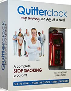 Quitterclock Stop Smoking Program (Case of 1)
