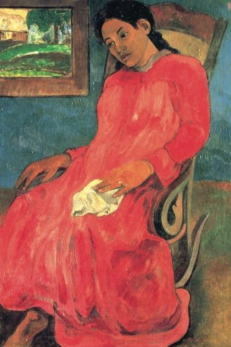 The Woman in the Red Dress: Paul Gauguin Journal (Great Works of Art Notebooks) pdf