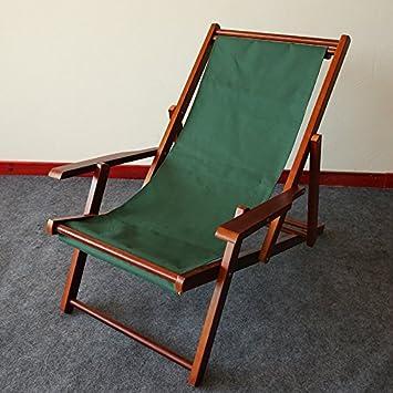 Silla plegable silla de playa silla de madera silla de lona ...