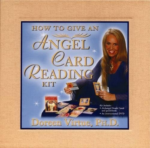 How to Give an Angel Card Reading Kit by Hay House