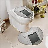 Printsonne Bathroom Non-Slip Floor Mat fireplace mantel or mantelpiece Cushion Non-slip