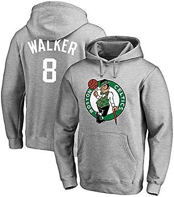 NBA Celtics 8# Walker Sudadera con Capucha Hombres Jóvenes ...