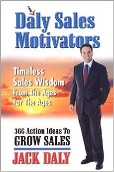 Daily Sales Motivators by Jack Daly (2001-08-01)
