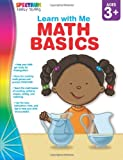Math Basics, Ages 3+, Spectrum Staff, 1936024748