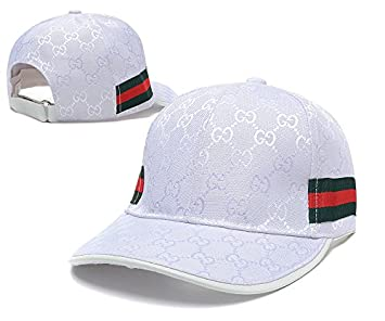 0072ac1c72525 Premium Original Flexfit Gucci Fitted White hat
