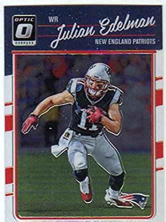 3dbefda6e52 2016 Donruss Optic  64 Julian Edelman New England Patriots Football Card
