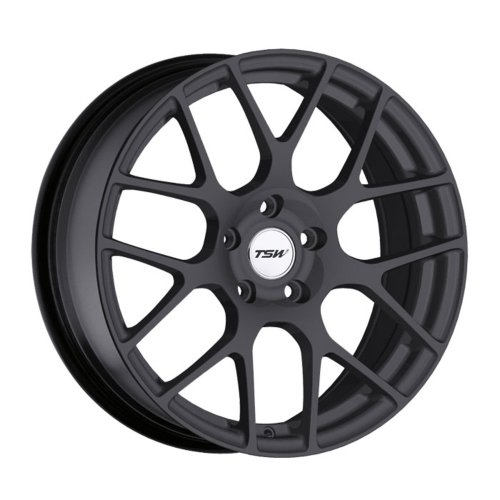 TSW Alloy Wheels Nurburgring Matte Gunmetal Wheel (19x8.5