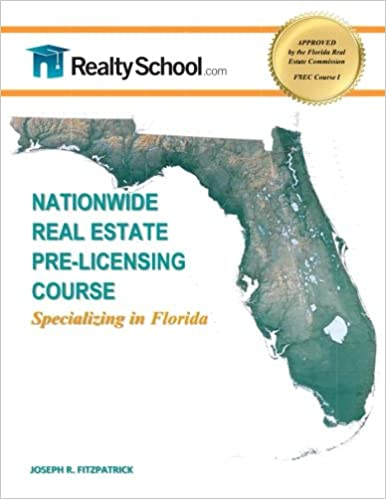 Buy Specializing in Florida: Nationwide Pre-Licensing Course
