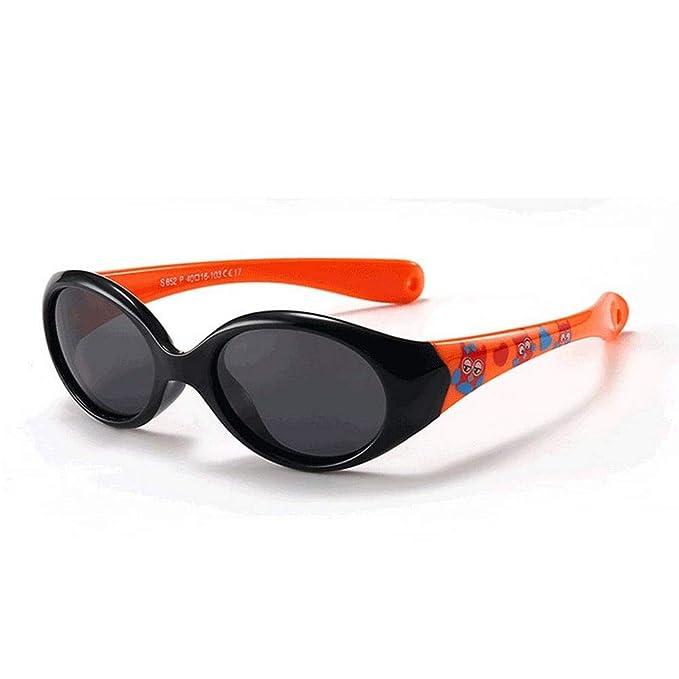 MOJINGLIN Gafas De Sol Bebés Gafas De Sol Polarizadas Para ...