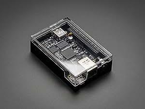 BeagleBone Black Rev C - 4GB Flash - Pre-installed Debian with Adafruit Case