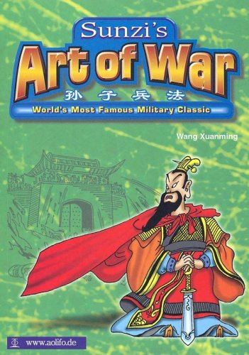 Book cover for The Art of War