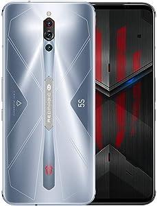 ZTE Nubia Red Magic 5S 5G 128GB 8GB International Version - Sonic Silver