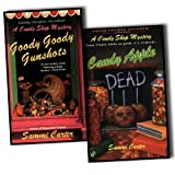 img - for Sammi Carter Candy Shop Mysteries 2 Books Collection Pack Set book / textbook / text book