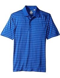 Men's Drytec Franklin Stripe Polo