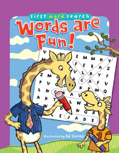 First Word Search: Words Are Fun! ebook
