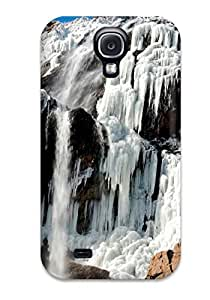 Kassia Jack Gutherman's Shop 9436017K13493852 Premium Tpu Earth Waterfall Cover Skin For Galaxy S4