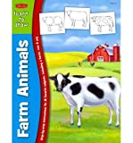 Learn to Draw Farm Animals, Jickie Torres, 1600583563
