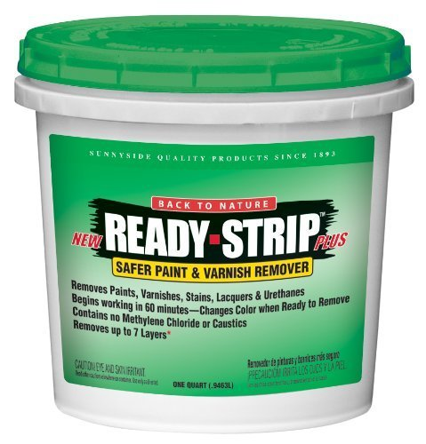 Sunnyside Corporation 65832 Ready-Strip Safer Paint and Varnish Remover, Quart by Sunnyside Corporation ()