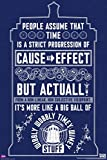 Doctor Who Wibbly Wobbly 24x36 Poster