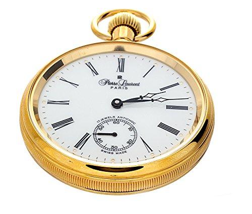Pierre Laurent Swiss Made Mechanical Pocket Watch 5605