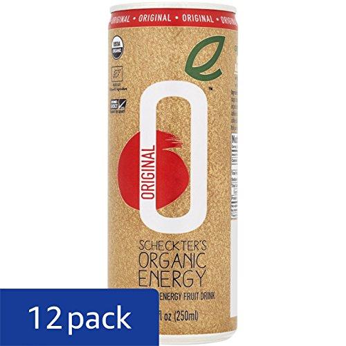 The 8 best organic energy drinks