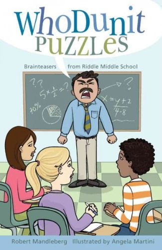 Whodunit Puzzles: Brainteasers from Riddle Middle School pdf epub