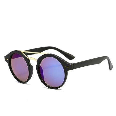 L.Z.HHZL Gafas de Sol Gafas de Sol para Hombres Moda Vintage ...