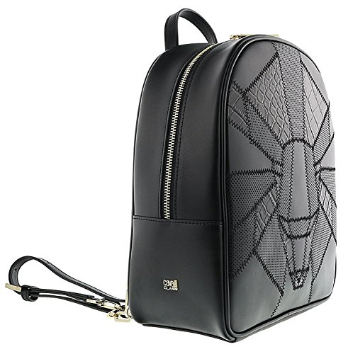 004 for Womens Elisabeth Backpack Cavalli Black Class Roberto w7n84X