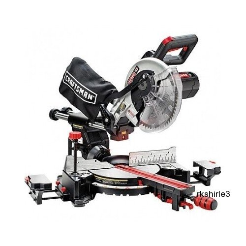 - Craftsman Miter Saw 10