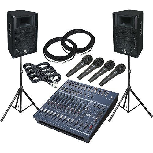 Yamaha EMX5014 S115V PA Package