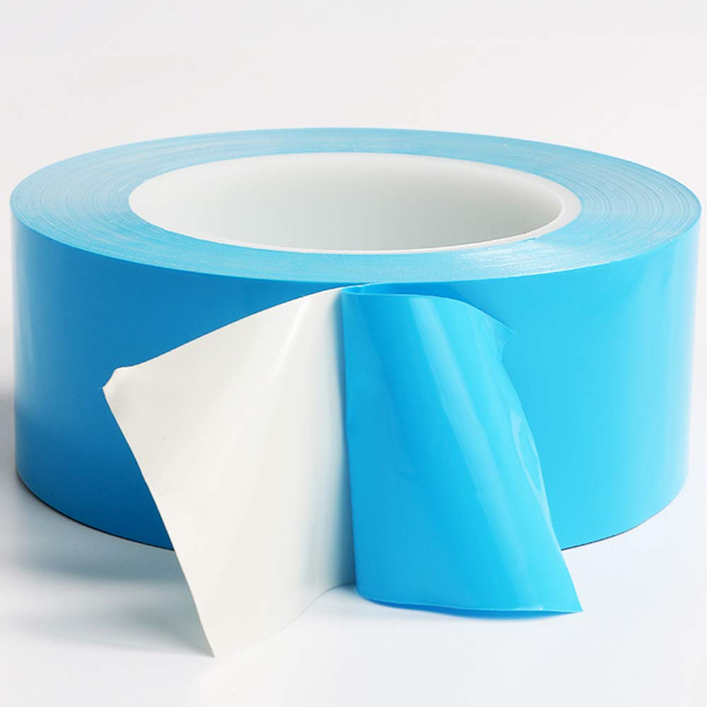 "Multiple Widths Available Extra Thick Strong Adhesive for Electronic Components LLP Double Sided Thermal Conductive Tape 1.2/"" Width x 108 Feet x 12 Mil LED Strips /& Heat Sinks"