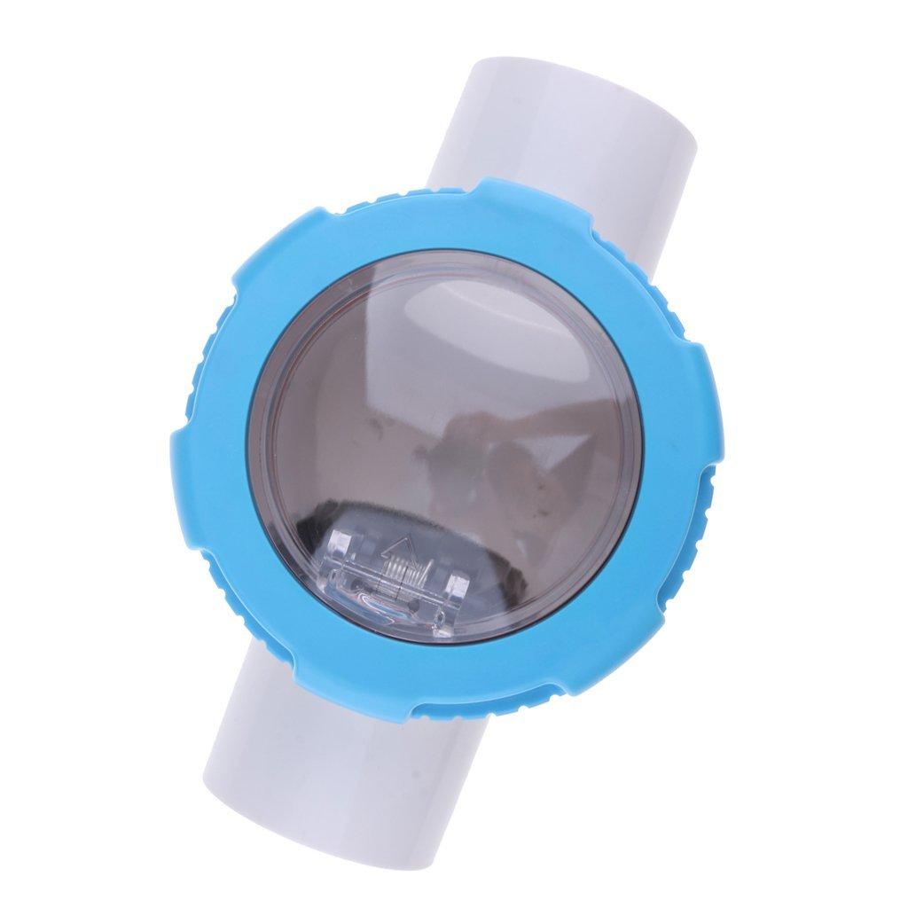 F Fityle Valvole Non Ritorna Camera Vuota Resistente Alte Temperature Bianco 63mm